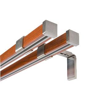 Karnisze metalowe drewniane i inne